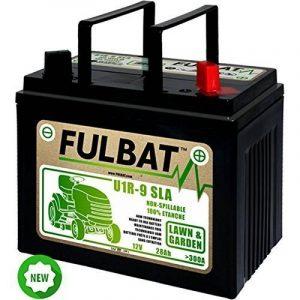Batteries tondeuses autoportées, comment choisir les meilleurs modèles TOP 1 image 0 produit