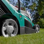 Bosch DIY Batterie de Tondeuse à Gazon Rotak, 2batteries, chargeur, carton (36V, 2,0Ah, 20–70mm Hauteur de coupe), 06008A450D de la marque Bosch image 3 produit