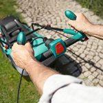 Bosch Tondeuse à gazon filaire Rotak 37 avec guidon Ergoflex, diamètre de coupe 37 cm 06008A4100 de la marque Bosch image 2 produit
