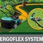 Bosch Tondeuse à gazon filaire Rotak 37 avec guidon Ergoflex, diamètre de coupe 37 cm 06008A4100 de la marque Bosch image 5 produit