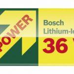 Bosch Tondeuse à gazon sans fil Rotak 32 LI High Power avec guidon Ergoflex, diamètre de coupe 32 cm et 1 batterie 36V 2,6 Ah, technologie Syneon 0600885D01 de la marque Bosch image 3 produit