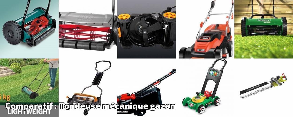 5d541db4104 Comparatif   Tondeuse mécanique gazon pour 2019 - Les Tondeuses
