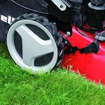 Einhell Tondeuse thermique GC-PM 46/2 S HW-E (1.9 kW, Réservoir carburant 1.300 ml, Démarrage électrique (Fonction E-Start), Largeur de coupe 46 cm, hauteur de coupe 6 positions (30-80 mm), Bac de ramassage de 70 l) de la marque Einhell image 2 produit