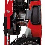 Einhell Tondeuse thermique GC-PM 52 S HW (2.8 kW, Réservoir carburant 1.600 ml, Largeur de coupe 52 cm, hauteur de coupe 6 positions (25-70 mm), Bac de ramassage de 80 l, Fonction Mulching 5 en 1) de la marque Einhell image 1 produit