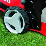 Einhell Tondeuse thermique GC-PM 56 S HW (2.8 kW, Réservoir carburant 1.600 ml, Largeur de coupe 56 cm, hauteur de coupe 6 positions (25-70 mm), Bac de ramassage de 80 l + 2 poignées pour la vidange, Fonction Mulching 5 en 1) de la marque Einhell image 6 produit