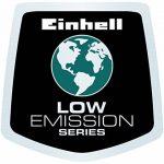 Einhell Tondeuse thermique GC-PM 56 S HW (2.8 kW, Réservoir carburant 1.600 ml, Largeur de coupe 56 cm, hauteur de coupe 6 positions (25-70 mm), Bac de ramassage de 80 l + 2 poignées pour la vidange, Fonction Mulching 5 en 1) de la marque Einhell image 1 produit