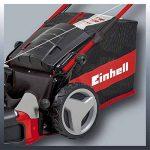 Einhell Tondeuse thermique GE-PM 53 S HW B&S (2.3 kW, Réservoir carburant 800 ml, Largeur de coupe 53 cm, hauteur de coupe 6 positions (25-70 mm), Grand Bac de ramassage de 80 l, Fonction Mulching 5 en 1) de la marque Einhell image 4 produit