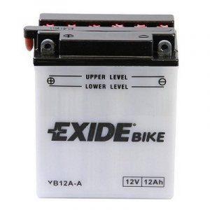 Exide YB12A-A batterie de moto - 12Ah de la marque Exide Technologies image 0 produit