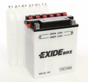 Exide YB14L-A2 batterie de moto - 14Ah de la marque Exide Technologies image 0 produit
