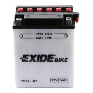 Exide YB14L-B2 batterie de moto - 14Ah de la marque Exide Technologies image 0 produit