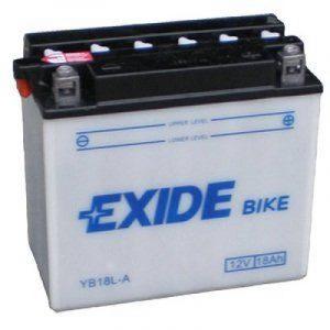 Exide YB18L-A batterie de moto - 18Ah de la marque Exide Technologies image 0 produit