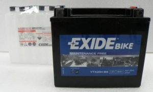 Exide YTX20H-BS Moto Batterie - 18ah, Comprend L'Acide de la marque Exide Technologies image 0 produit