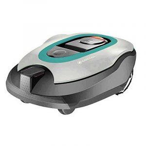 Gardena 04054-26 Tondeuse Robot Sileno+ Plastique Bleu 79,6 x 56,0 x 34,5 cm de la marque Gardena image 0 produit