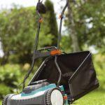 Gardena - 4025-20 380 LI - Tondeuse à Gazon Poussée Sans Fil / Batterie - Coupe 38 cm de la marque Gardena image 1 produit