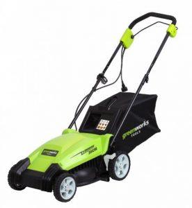 Greenworks Tools 35cm (14'') 1000W Tondeuse électrique de la marque Greenworks Tools image 0 produit