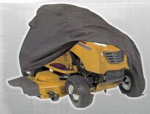 HBCOLLECTION Housse pour tondeuse auto-portée et tracteur 177cm de la marque HBCOLLECTION image 0 produit