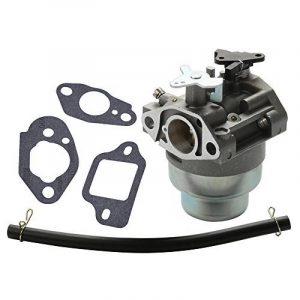 HIPA Carburateur pour Moteurs HONDA GCV160 GCV160A GCV160LA GCV160LAO GCV160LE Tondeuse à Gazon HRB216 HRR216 HRR216K2 HRS216 HRT216 HRZ216 # 16100-Z0L-023 (BB62W C) de la marque HIPA image 0 produit