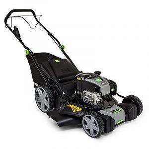 Murray EQ675iS Tondeuse à gazon rotative tractée à essence/coupe rotatif de 53cm, Gris Noir de la marque Murray image 0 produit