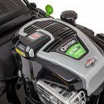 Murray EQ675iS Tondeuse à gazon rotative tractée à essence/coupe rotatif de 53cm, Gris Noir de la marque Murray image 5 produit