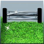 Tondeuse à gazon manuelle à lames hélicoïdales ; faites une affaire TOP 0 image 3 produit