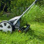 Tondeuse à gazon manuelle à lames hélicoïdales ; faites une affaire TOP 3 image 1 produit