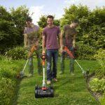 Tondeuse électrique herbe haute ; faire une affaire TOP 1 image 2 produit