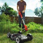 Tondeuse électrique herbe haute ; faire une affaire TOP 2 image 2 produit