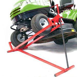 Tracteur tondeuse gazon autoportée - lecomparatif TOP 2 image 0 produit