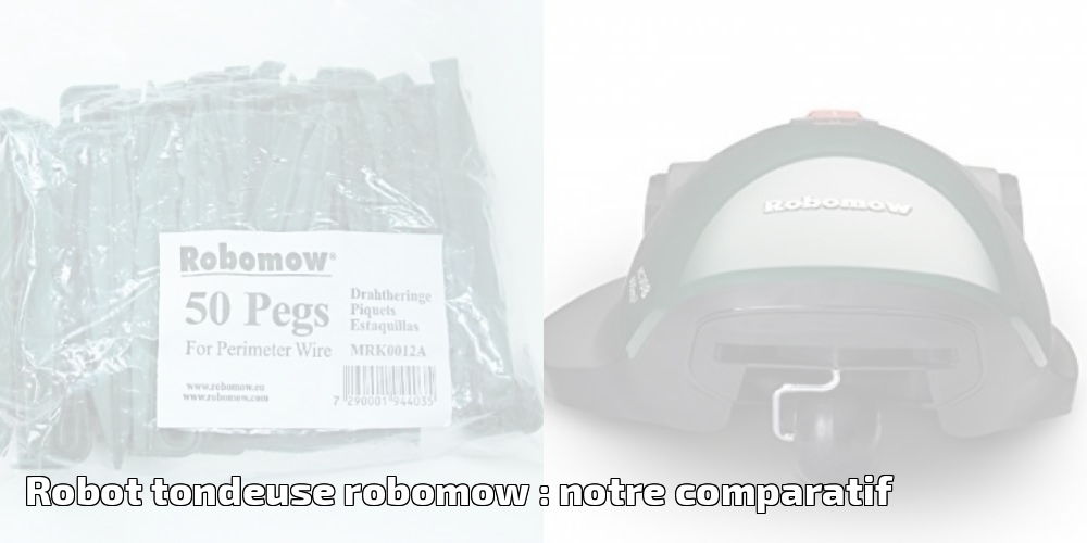 Comparatif tondeuses gazon interesting tondeuse gazon main notre comparatif top image produit - Comparatif robot tondeuse ...